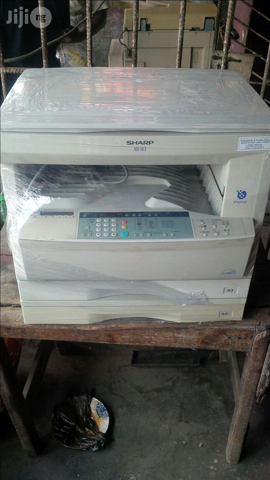 Sharp AR 163 Photocopier
