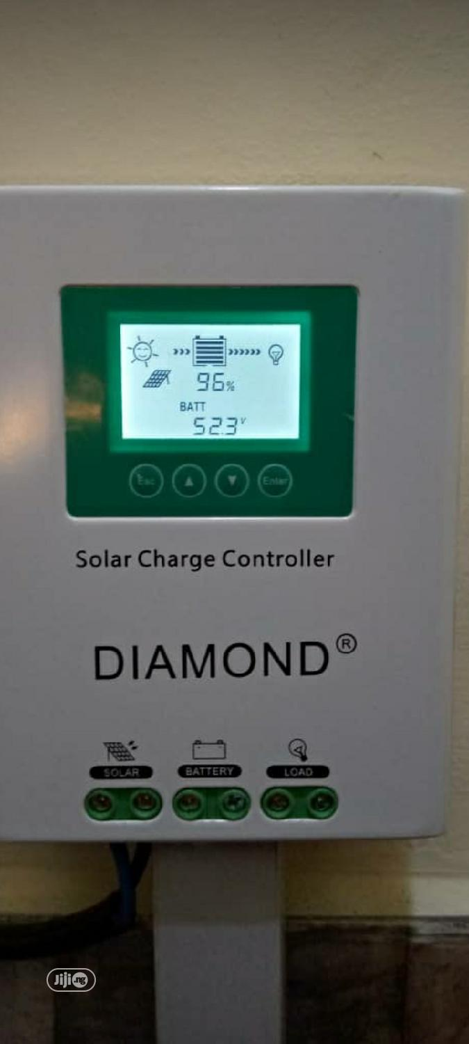 Diamond Charge Controller 60A 96v