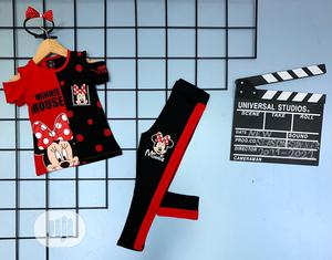 Minnie Mouse Character Design. Brand Is Turkey | Children's Clothing for sale in Lagos State, Amuwo-Odofin