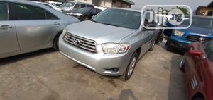 Toyota Highlander 2010 SE Silver | Cars for sale in Lagos State, Shomolu