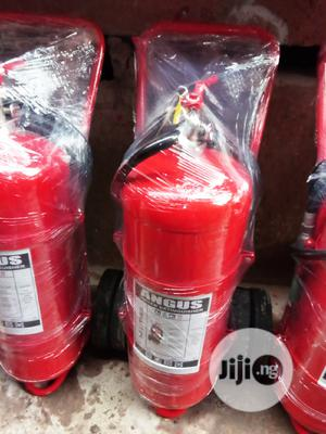 50kg & 25kg Dcp Fire Extinguishers   Safetywear & Equipment for sale in Lagos State, Surulere