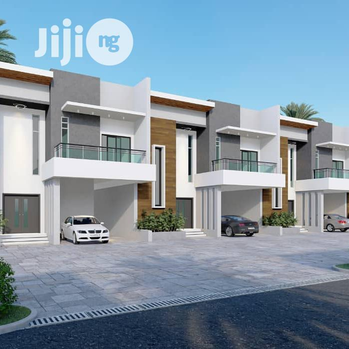 Four Bedrooms Terrace Duplex