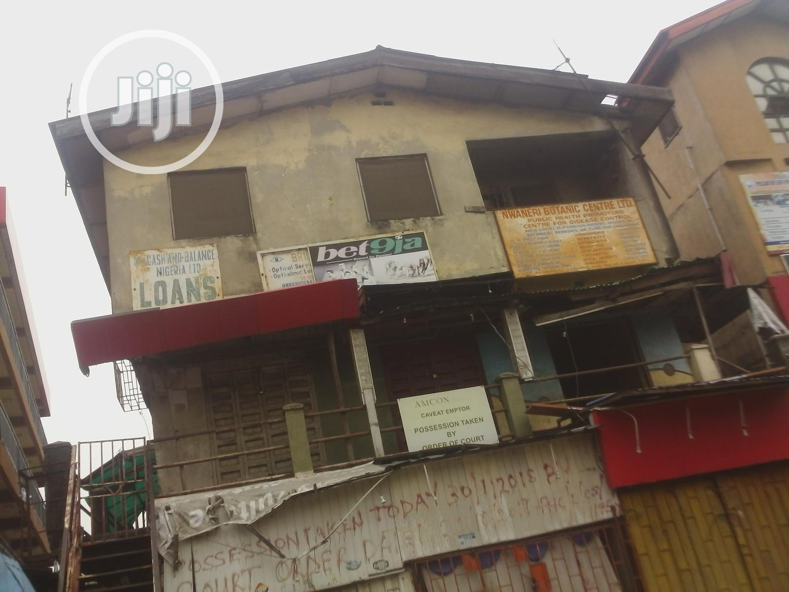 A Commercial Property On 3-floor For Sale | Commercial Property For Sale for sale in Awolowo Way, Ikeja, Nigeria