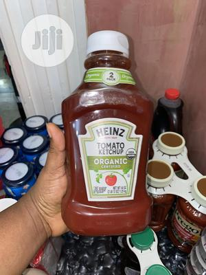 Heinz Organic Tomato Ketchup   Meals & Drinks for sale in Abuja (FCT) State, Gwarinpa