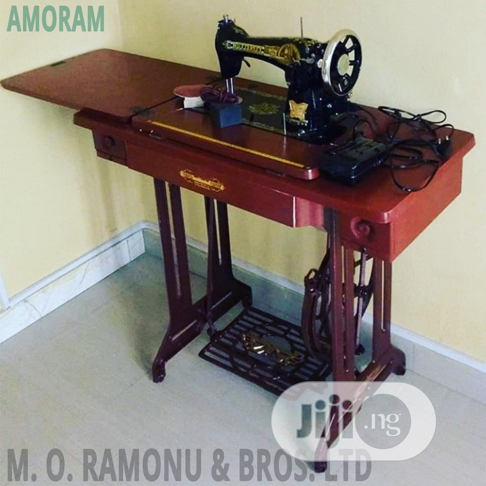 Original Standard Butterfly Sewing Machine