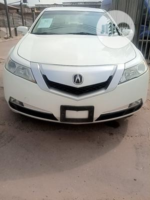 Acura TL 2009 Automatic Tech Package White   Cars for sale in Oyo State, Ibadan