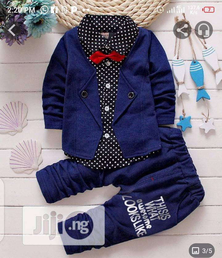 Archive: Kiddies Outfits
