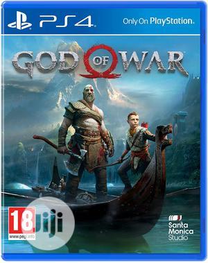 Santa Monica God of War 4 PS4 | Video Games for sale in Lagos State, Ikorodu
