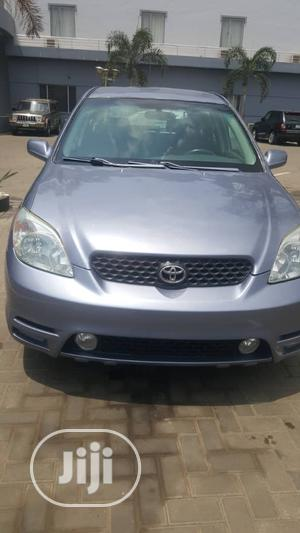 Toyota Matrix 2005 Blue | Cars for sale in Anambra State, Nnewi