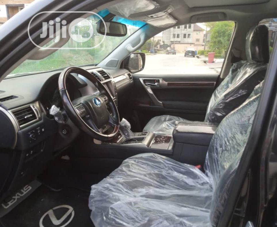 Lexus GX 2018 460 Base Black   Cars for sale in Ikeja, Lagos State, Nigeria