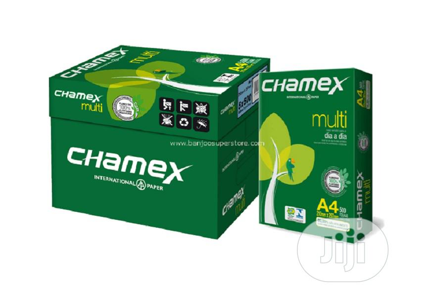 Chamex A4 Printing Paper | Stationery for sale in Ikeja, Lagos State, Nigeria