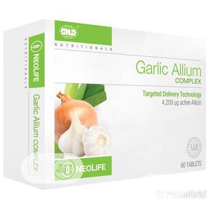 Garlic Allium Complex   Vitamins & Supplements for sale in Abuja (FCT) State, Central Business Dis