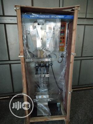 Form Fill Snd Sealing Machine for Sachet Water.   Manufacturing Equipment for sale in Lagos State, Amuwo-Odofin