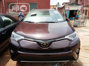 Toyota RAV4 2018 Red | Cars for sale in Lagos State, Isolo