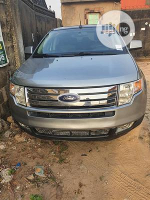 Ford Edge 2008 Silver   Cars for sale in Lagos State, Ojodu
