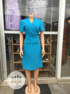 Wrap Blouse Skirt   Clothing for sale in Lagos State, Alimosho