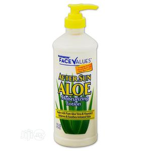 Face Values After Sun Aloe Moisturizing Lotion - 473 Ml | Skin Care for sale in Lagos State, Ipaja
