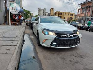 Toyota Camry 2016 White | Cars for sale in Lagos State, Yaba