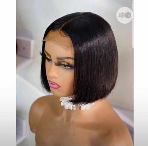 Human Hair Wigs With Closure   Hair Beauty for sale in Oyo State, Ibadan