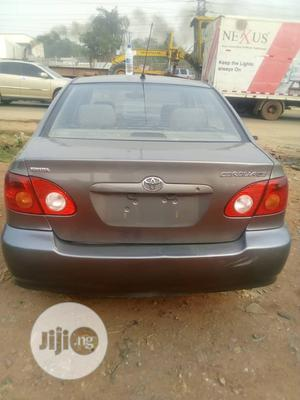 Toyota Corolla 2004 LE Gray   Cars for sale in Lagos State, Ikorodu