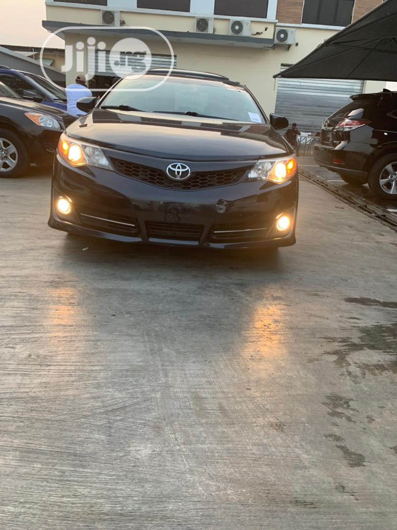 Toyota Camry 2013 Black | Cars for sale in Agege, Lagos State, Nigeria