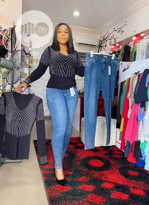 Quality Jesns Shirt Gown and Jeans Trouser | Clothing for sale in Lagos State, Amuwo-Odofin
