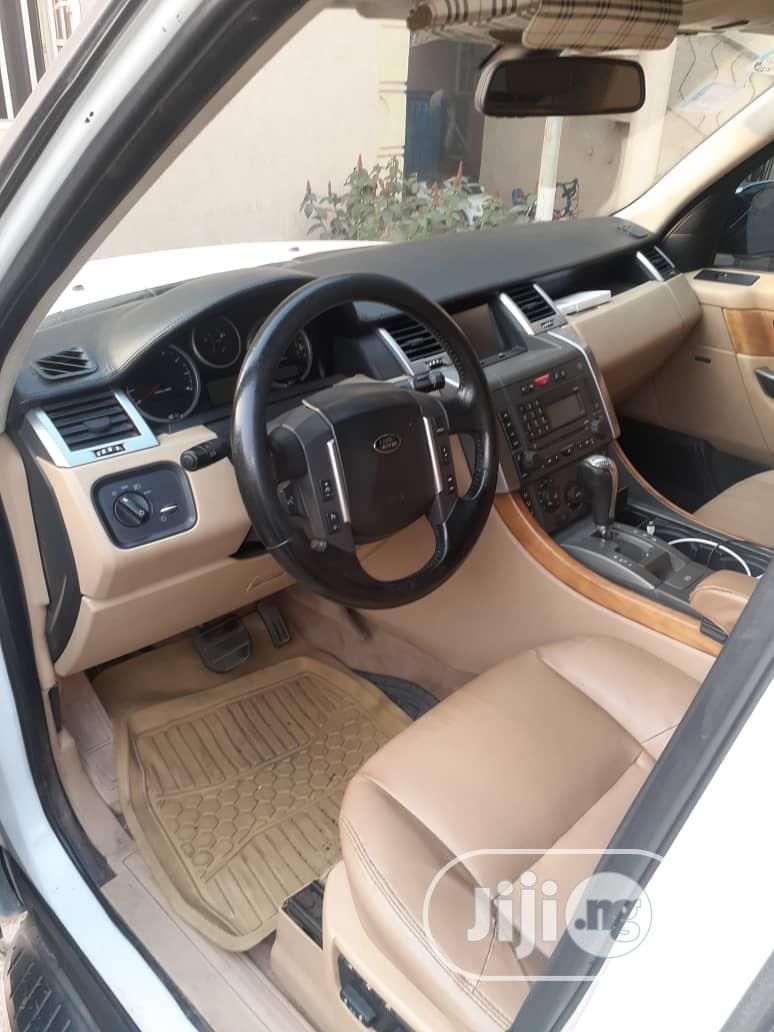 Land Rover Range Rover Sport 2007 White | Cars for sale in Ikeja, Lagos State, Nigeria