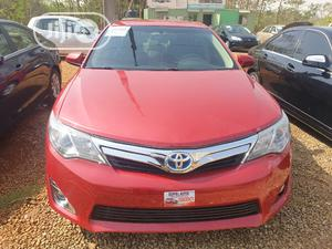 Toyota Camry 2013 Red | Cars for sale in Abuja (FCT) State, Katampe