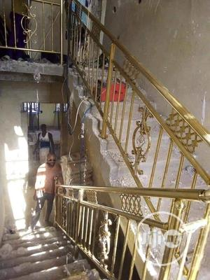Golden Stainless Handrails | Building Materials for sale in Imo State, Owerri