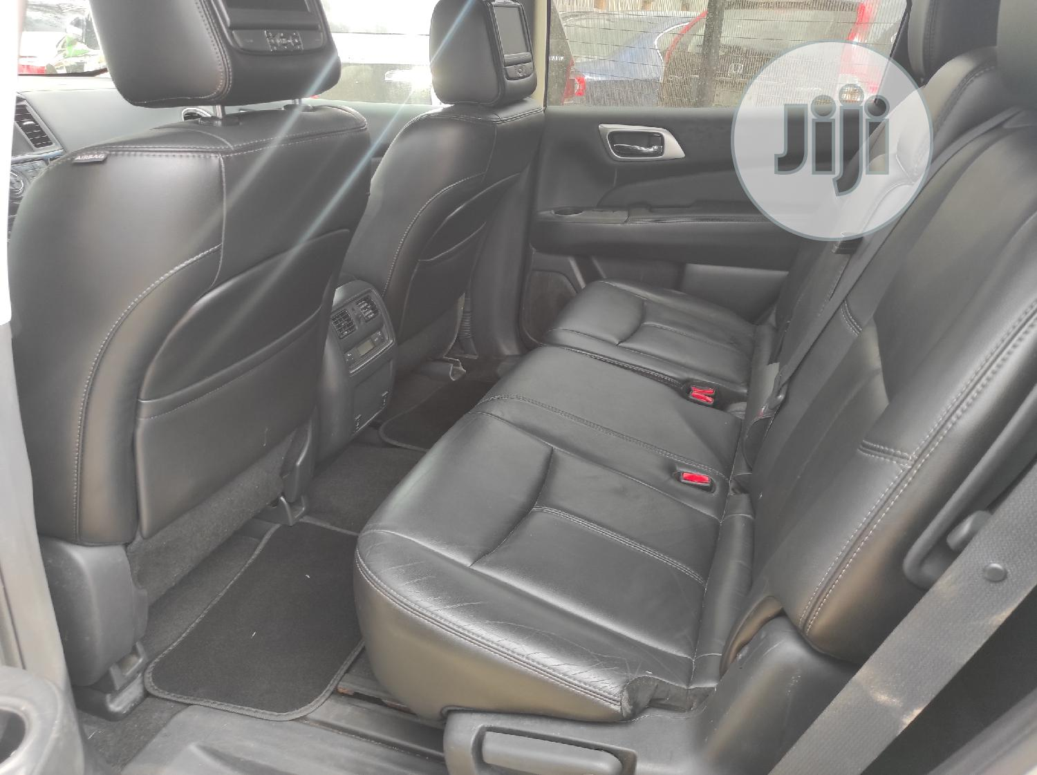 Nissan Pathfinder 2014 Silver | Cars for sale in Ikeja, Lagos State, Nigeria