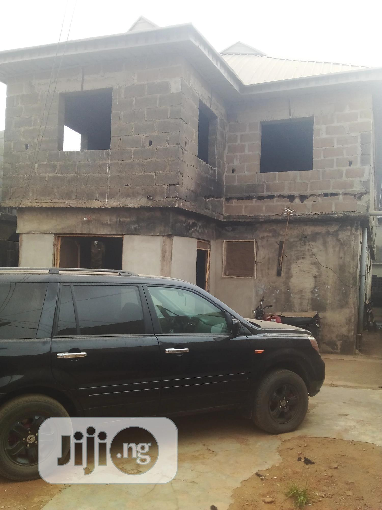 An Uncompleted Building for Sale