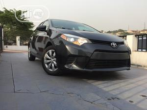 Toyota Corolla 2014 Black   Cars for sale in Lagos State, Magodo