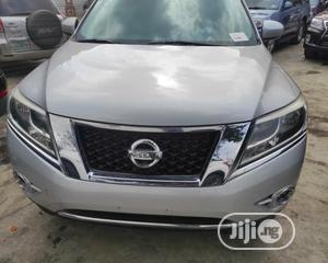 Nissan Pathfinder 2014 Silver | Cars for sale in Lagos State, Ogba