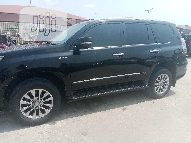 Lexus GX 2014 460 Base Black | Cars for sale in Amuwo-Odofin, Lagos State, Nigeria