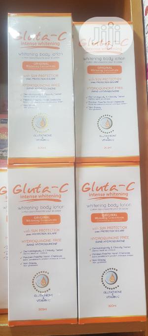 Gluta C Intense Whitening Body Lotion   Skin Care for sale in Lagos State, Ikeja