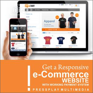 E-Commerce Website Design | Computer & IT Services for sale in Rivers State, Port-Harcourt