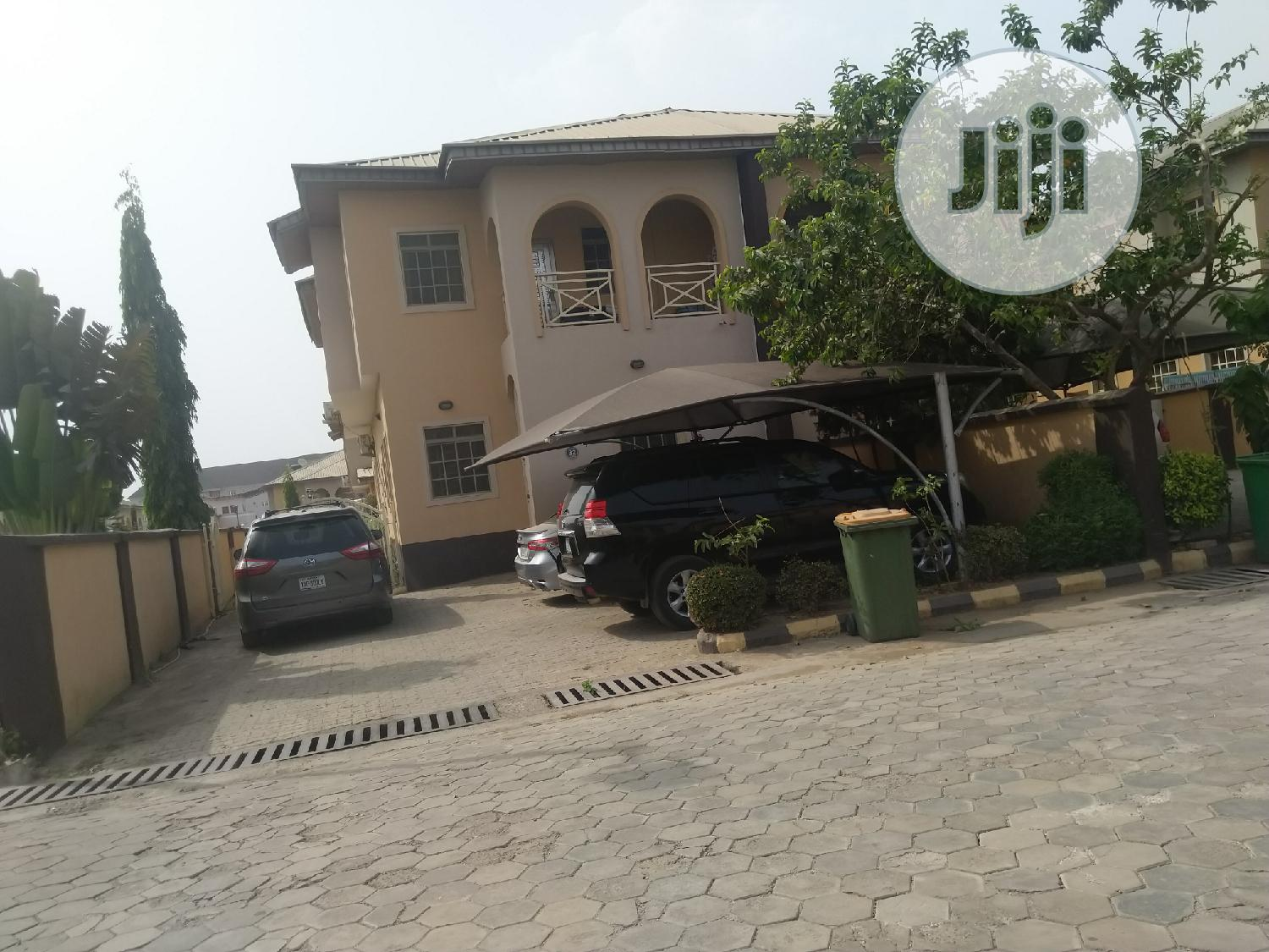 Archive: 4 Bedrooms Semi Detached Duplex With Boys Quarter