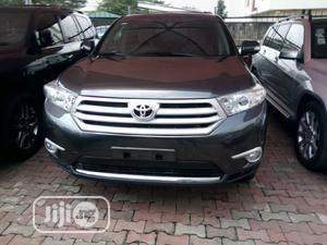 Toyota Highlander 2009 Gray   Cars for sale in Lagos State, Magodo