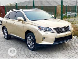 Lexus RX 2015 350 AWD Gold | Cars for sale in Abuja (FCT) State, Central Business Dis