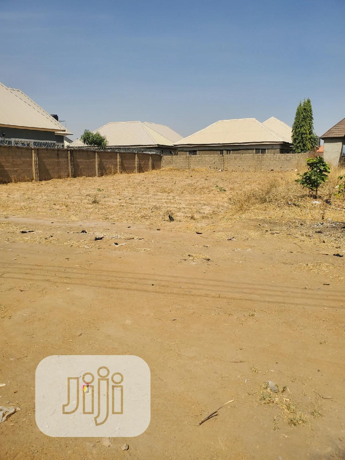 Residential One Plot of Land for Sale at Old Kamazou GRA