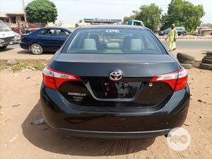 Toyota Corolla 2015 Black | Cars for sale in Kwara State, Ilorin South