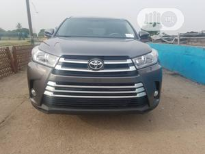 Toyota Highlander 2016 Gray | Cars for sale in Lagos State, Alimosho
