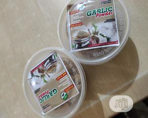 Pure Garlic Powder- Healthy Spice Amazing for Foods   Meals & Drinks for sale in Lagos State, Isolo