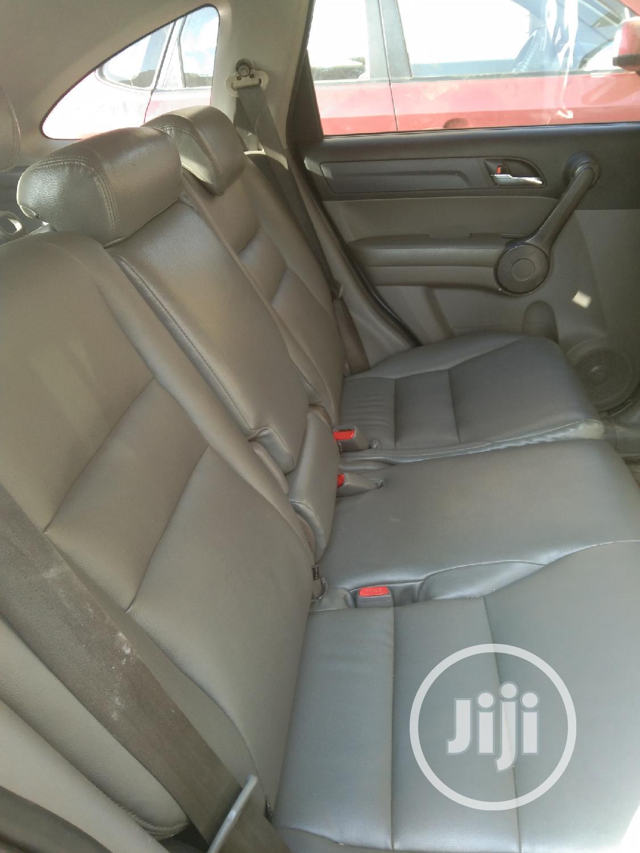 Archive: Honda CR-V 2008 2.0i Executive Automatic Blue