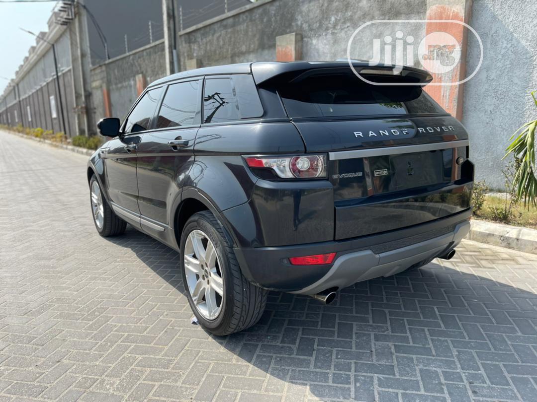 Land Rover Range Rover Evoque 2012 Dynamic Black   Cars for sale in Lekki, Lagos State, Nigeria