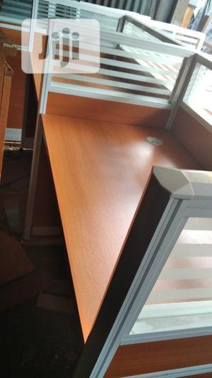 Office Desk Segmented | Furniture for sale in Lagos State, Alimosho
