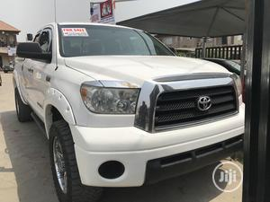 Toyota Tundra 2008 White | Cars for sale in Lagos State, Ajah