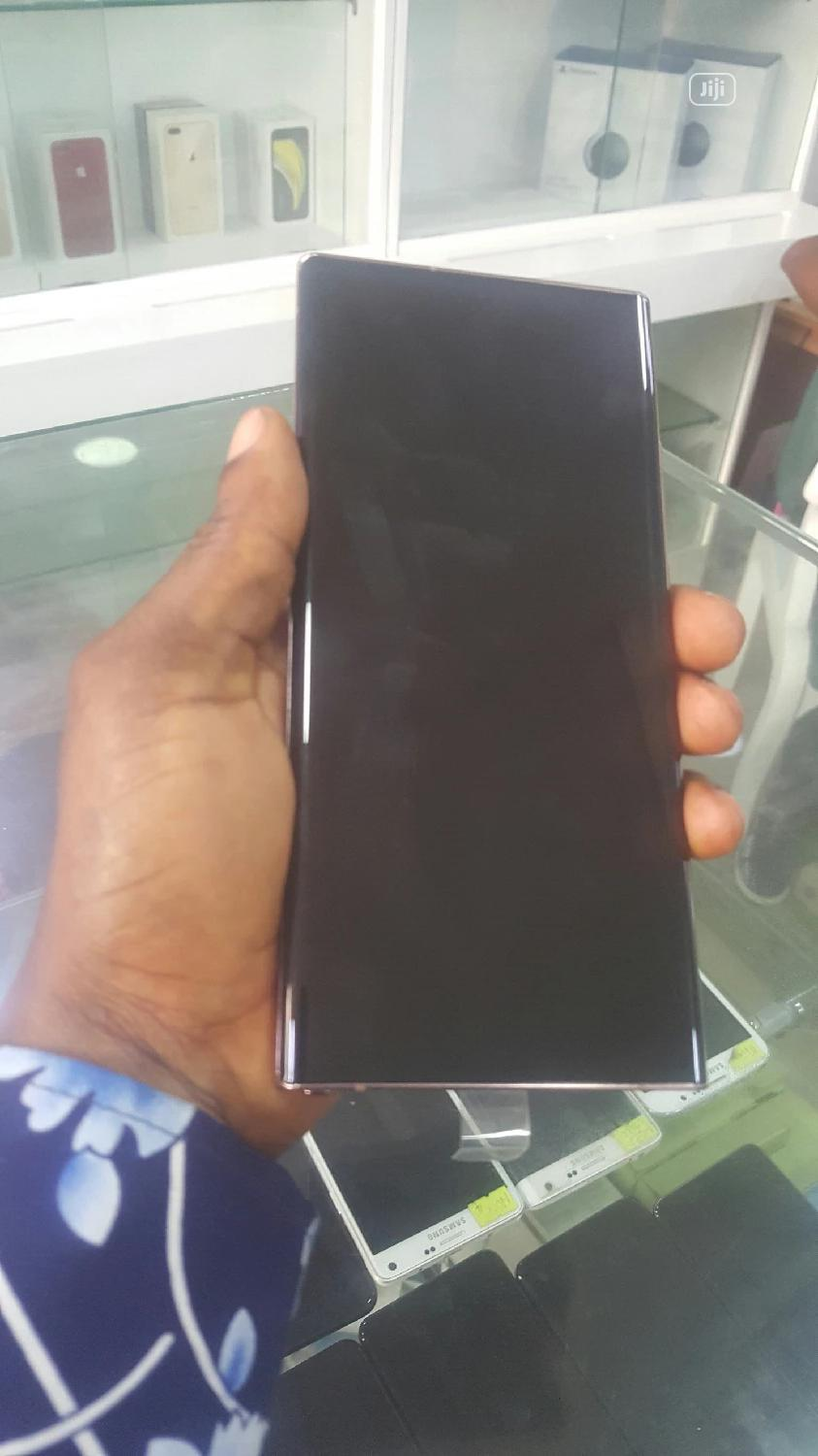 Samsung Galaxy Note 20 Ultra 5G 128GB Pink | Mobile Phones for sale in Ikeja, Lagos State, Nigeria
