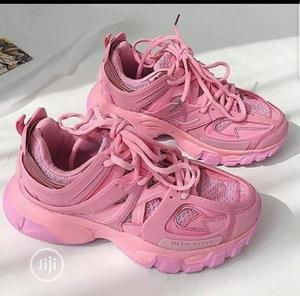Balenciaga Pink Sneakers   Shoes for sale in Lagos State, Lekki