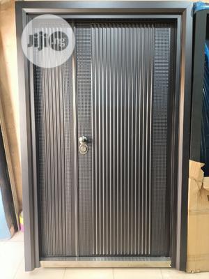 Copper Black Door   Doors for sale in Lagos State, Orile